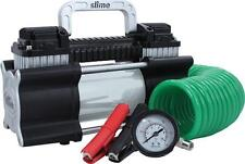 AIR COMPRESSOR Tire Inflation Tool Kit 40026 Includes 12 Volt Inflator