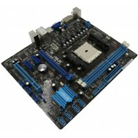 Asus F2A55-M LK, FM2, DDR3 Motherboard With BP