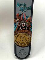 Disney Parks Splash Mountain Brer Rabbit MagicBand Magic Band 2 Grey Gray Fox