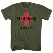 MASH Red Cross 4077th T-Shirt