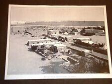 Cirenaica o Libia nel 1911 Tripoli con le fortificazioni ed il Porto