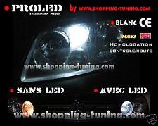 2 VEILLEUSES LED FEUX XENON W5W PEUGEOT 205 106 206 306 406 107 207 407 607