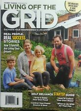 Hobby Farms Presents Living Off The Grid Vol 1 Self Reliance FREE SHIPPING sb