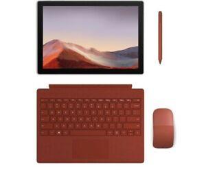 """Bundle Microsoft Surface Pro 7 12.3"""" Intel Core i7-1065G7 16GB 256GB SSD"""