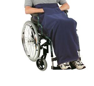 Rollstuhl Beinschutzdecke Rollstuhldecke Beindecke Fleece