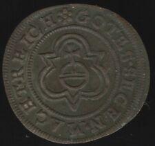 More details for 1586-1635 hans krauwinckel rose orb jetton | pennies2pounds