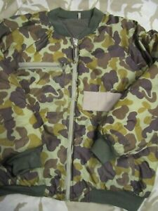 Gamehide Hunting QUILTED bomber jacket camo Army bushcraft Mens Casual COAT XL