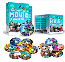 Dreamworks 24 Movie Collection Dvd 12-Disc Box Set Brand New & Factory Sealed