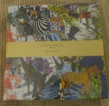 NEW SEALED RARE Christian Lacroix Glam'azonia 36 pieces Reversible jigsaw puzzle