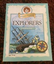Professor Noggin's Explorers Card Game