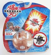 Bakugan DEKA Brown PERCIVAL Bigger Battle Brawlers 2009 New Sealed USA
