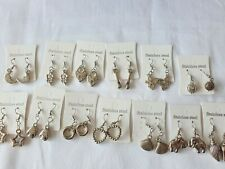 Joblot 60 Pairs Mixed design Fashion Dangly Earrings - NEW Wholesale