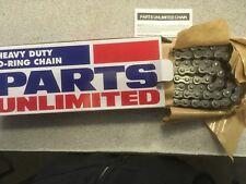 Heavy Duty 520 o-ring Chain with masterlink 120 link
