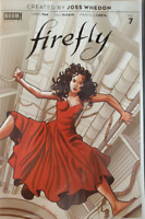 Firefly #7 BOOM Preorder Variant COVER B 1ST PRINT