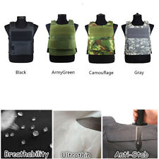 More details for anti-stab knife proof vest protecting body armour defence security saft guard