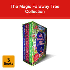 Enid Blyton Magic Faraway Tree series 3 books collection box pack set NEW BRAND