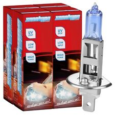 4x H1 Xenon Look XENOHYPE Ultra Halogenlampe 12V 55 Watt P14,5s