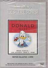 """COFFRET 2 DVD """" DISNEY LES TRESORS : Donald de A à Z - 2 ème partie """" neuf"""