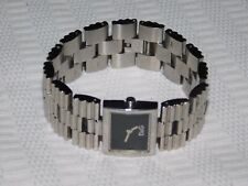 Ladies Beautiful  D&G DOLCE & GABBANA Square Face  Stainless Steel Quartz Watch