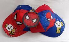 Boys - Marvel Spider-Man - Cap / Hat - 2-Pack - Brand New