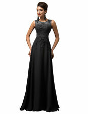 Formal Long Chiffon Gown Evening Prom Party Dress Plus 24W Cocktail Bridesmaids