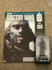 Eaglemoss Doctor Who figurine collection - #108: OGRON (day of the daleks)