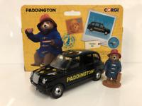 Corgi CC85925 Paddington Bear Taxi and Paddington Bear Figure