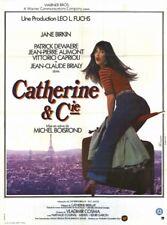 Affiche -  CATHERINE  ET CIE - 120x160cm