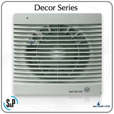 Soler and Palau Decor 300 (220-240V 50Hz) Bathroom extract fans