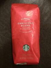 New listing Rare Starbucks Christmas Blend 2017 Vintage Whole Bean Coffee (1 lb)