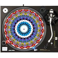 Portable Products Dj Turntable Slipmat 12 inch - Hippy High Head