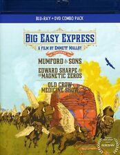 Big Easy Express [2 Discs] [Blu-ray/DVD] (2012, Blu-ray NEUF)2 DISC SET
