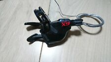 SRAM X9 GEAR TRIGGER SHIFTER X10 SPEED OR FRONT SHIFTER ONLY