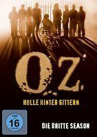 J.K.SIMMONS ERNIE HUDSON - OZ-HÖLLE HINTER GITTERN S3 3 DVD NEU