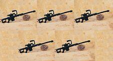 GI Joe 1/18 Action Figur 3.75 BARRETT M82A1 MARINE Sniper RIFLE M82 G19_A 5pcs
