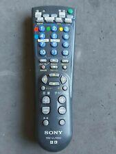 Genuine Sony RM-VL700T Remote Control No Back(R308)