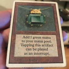 UNLIMITED MOX EMERALD Well Loved Power Nine MAGIC MTG Played