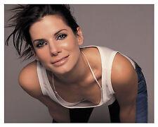 -SANDRA BULLOCK- Glossy 8x10 Photo