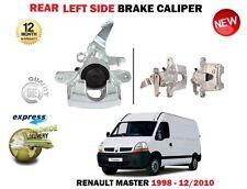 FOR RENAULT MASTER DCI + VAN 1998-2011 NEW REAR LEFT SIDE BRAKE CALIPER