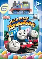 Thomas and Friends: High Speed Adventures (Wit New DVD