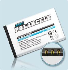 PolarCell Batería para Nokia c5-00 6303i 3720 5220 c3-01 c6-01 6730 classic BL -