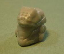 "MH237 Custom Cast male head use w/3.75"" 1:18 HALO GI Joe Star Wars Acid Rain"