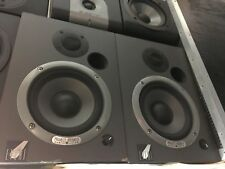 "Pair EVENT Project  STUDIO 5 PS5  ACTIVE MONITORS / speakers 5"" //ARMENS//"