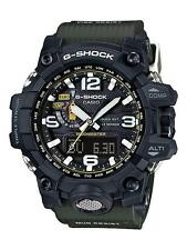Casio G-Shock Mudmaster Tough Solar GWG-1000-1A3DR Black and Green GWG-1000-1A3