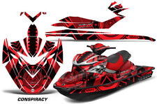 Jet Ski Gráficos Kit Pegatina Adhesivo Envoltorio para Sea-Doo Rxp 215 2004-2011