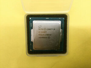 i5-6600T Intel Core Skylake 2.70GHz SR2L9 Quad-Core Desktop CPU
