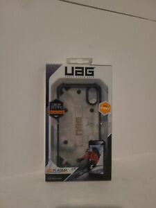 [UAG] Urban Armor Gear Plasma Series Case Apple iPhone X Clear