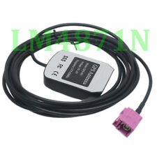 mini GPS Active Antenna Fakra SMB Pink H jack 3M Cable for ford lincoln Mercury