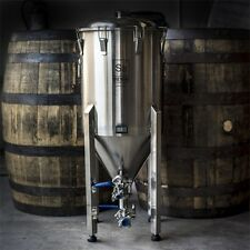 Ss Brew Tech 1/2 Barrel Stainless Steel Conical Fermenter - Chronical Fermenter