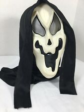 VTG Fun World SCREAM Ghostface Halloween Mask With Hood - Easter Unlimited
